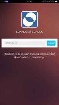 Sunhouse School poster