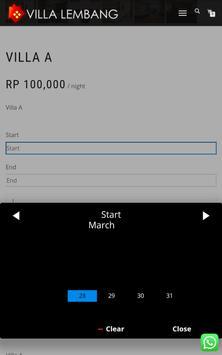 Villa Lembang screenshot 4