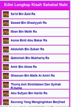 Edisi Lengkap Kisah Sahabat apk screenshot