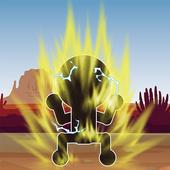 スーパー棒人間 -爽快連打ゲーム- icon