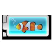 AQUA BATTERY WIDGET icon