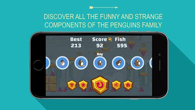 Frozen Dash - Penguins apk screenshot