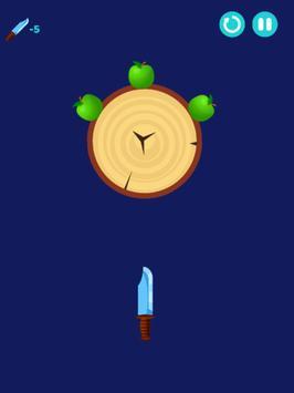 Knife It Up : Just Shoot Knife Versus Fruit! 2018 screenshot 4