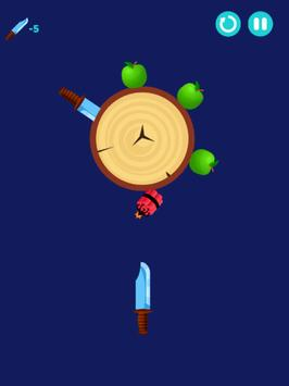 Knife It Up : Just Shoot Knife Versus Fruit! 2018 screenshot 3