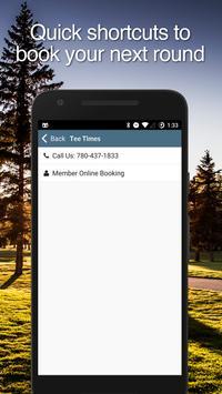 The Derrick Golf & Winter Club apk screenshot