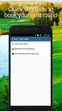 Elbow Springs Golf Club screenshot 1