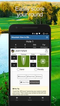 Elbow Springs Golf Club apk screenshot
