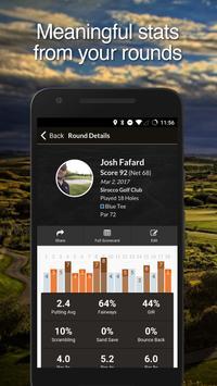 Sirocco Golf screenshot 2
