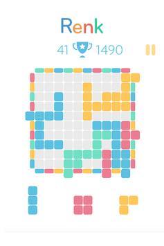 Renk Puzzle screenshot 4