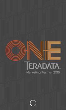 Teradata ONE Marketing Quiz poster