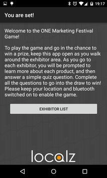 Teradata ONE Marketing Quiz screenshot 2