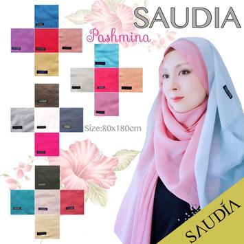 saudiahijab poster