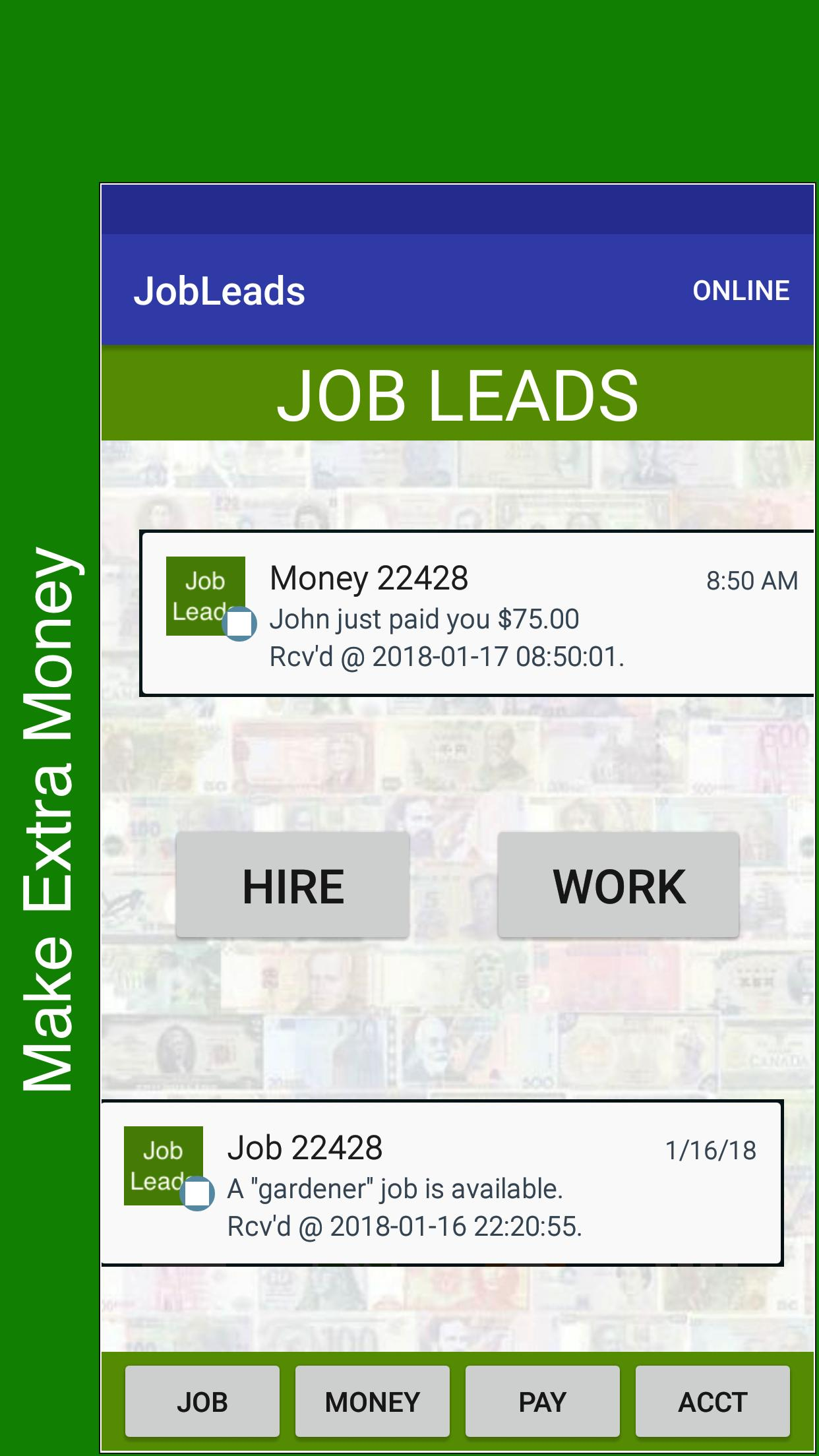 Job Leads For Android Apk Download