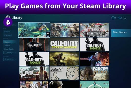 LiquidSky PC Cloud Gaming on Android (Closed Beta) apk imagem de tela