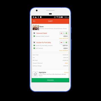 LS Food Ordering Customer screenshot 4