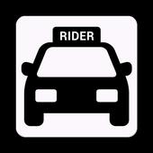 LS Customer Taxi App icon