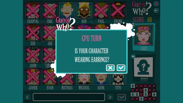 Guess The Character! Free apk screenshot
