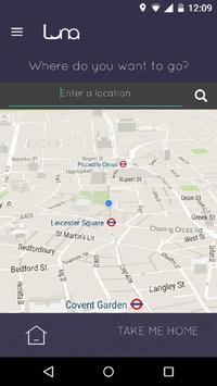 Luna - Safety Navigation apk screenshot