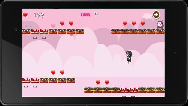 sweet princess jump screenshot 3