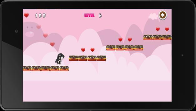 sweet princess jump screenshot 1