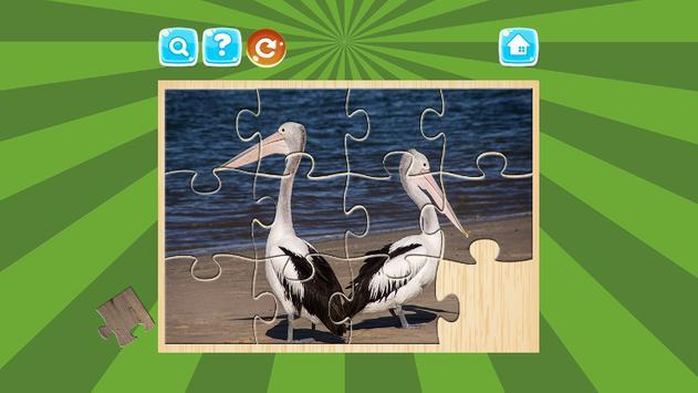 Birds Jigsaw Puzzles Game screenshot 4