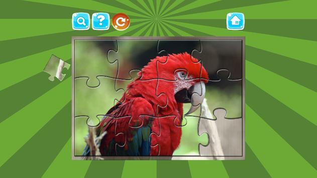 Birds Jigsaw Puzzles Game screenshot 5