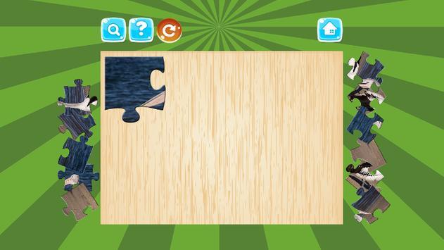 Birds Jigsaw Puzzles Game screenshot 2