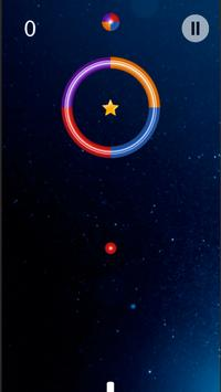 Space Rings - Color Switch 3D poster