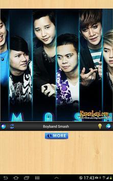 Smash Boy Band screenshot 4
