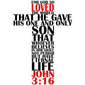 Bible Salvation Jn316 icon