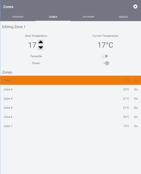 Trivium Zone Controller screenshot 1