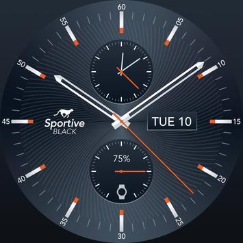 Sportive Watch Face Test (Unreleased) screenshot 8