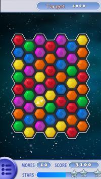 Galaxy Candy Match screenshot 1