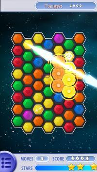 Galaxy Candy Match screenshot 3
