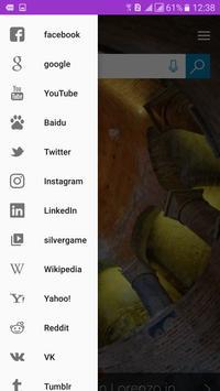 All in one: social, entertainment, News, Music screenshot 1