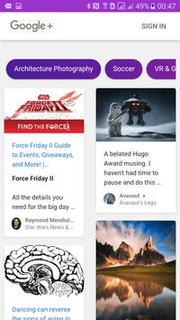 All in one: social, entertainment, News, Music apk screenshot