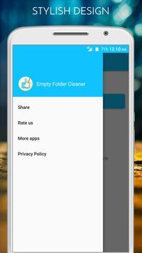 Empty Folder Cleaner apk screenshot
