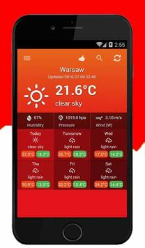 ANDROID TÉLÉCHARGER METEOMEDIA