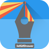 Draw GIF Animation SGD icon