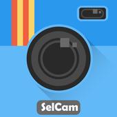 SelCam ~Selfie Camera~ icon