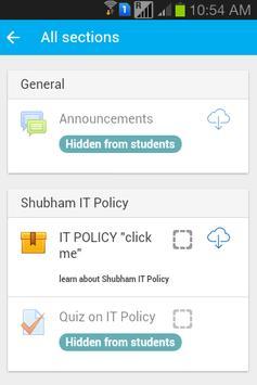 Shubham Academy poster