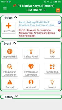 SIM HSE apk screenshot