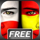 Speeq Polish   Spanish free icon