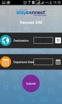 StayconnectApp screenshot 2