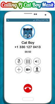 Calling PJ Cat Boy Mask apk screenshot