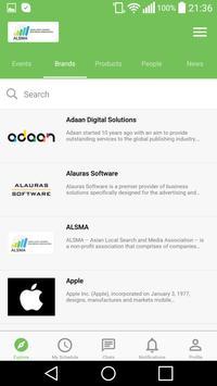 ALSMA Network apk screenshot
