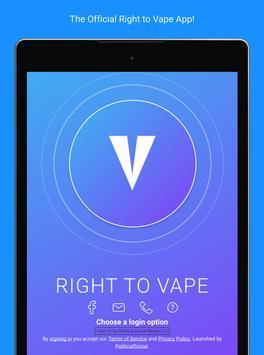 Right to Vape screenshot 10