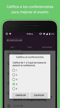 Congreso Bilingüismo screenshot 3