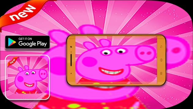 Peppa Game Pig Adventure poster