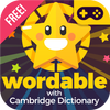 Learn English vocabulary free: Wordable 圖標
